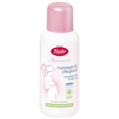 Töpfer  Massage & Pflegeöl Mamacare 100 ml