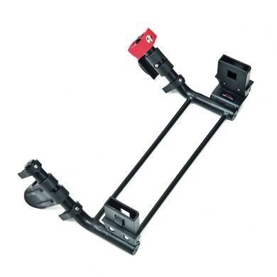 Adapter Twin Duo Set Gruppe 0 - schwarz