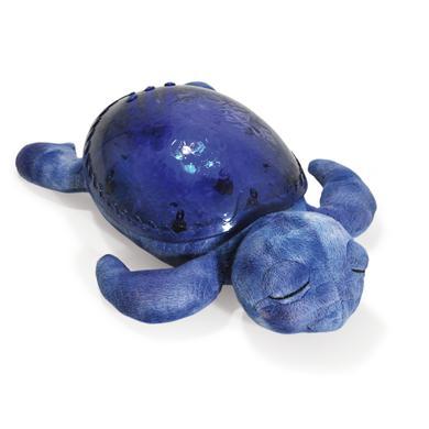 cloud-b® Veilleuse Tortue Tranquil Ocean 7423-PR bleu