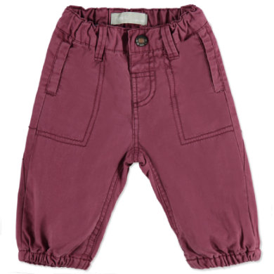 Name it Boys Baby Hose OPOLLO zinfandel - rot -...
