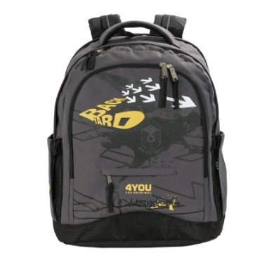 4YOU Flash Rucksack Compact, 225-44 Backyard