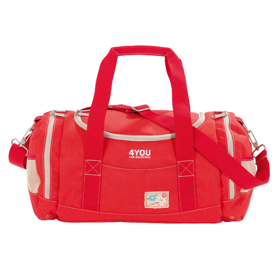 4YOU Flash Sportbag Function 236 44 Just Red