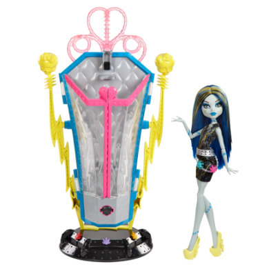 Monster High - Frankie und Ladestation
