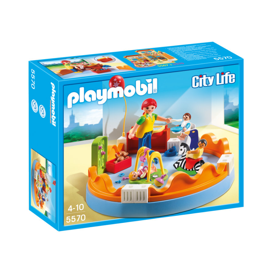 PLAYMOBIL® City Life Krabbelgruppe 5570