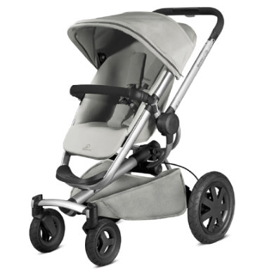 Quinny Kinderwagen Buzz Xtra Grey gravel - grau
