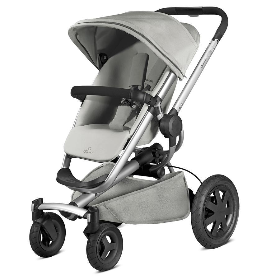 Quinny Kinderwagen Buzz Xtra Grey gravel