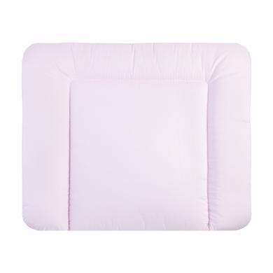 JULIUS ZÖLLNER Aankleedkussen Softy stof uni roze