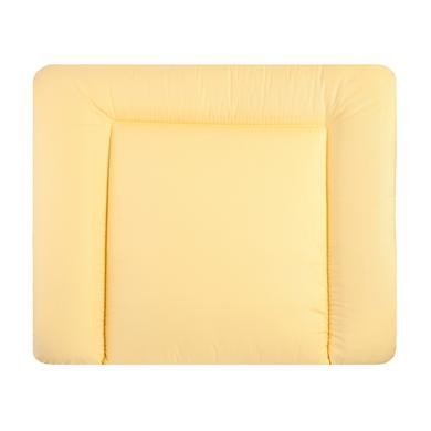JULIUS ZÖLLNER Aankleedkussen Softy stoff uni geel