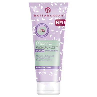 bellybutton  Wohlfühlzeit Dusch Lotion 2in1 für Mama 200ml