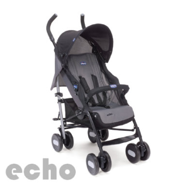 CHICCO Buggy Echo COAL