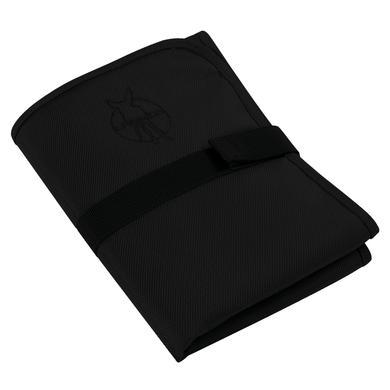 Lässig Aankleedkussen Casual Changing Mat Solid Black