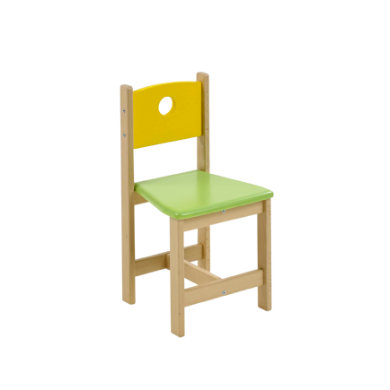 Sitzmöbel - Geuther Kinderstuhl Pepino bunt  - Onlineshop Babymarkt