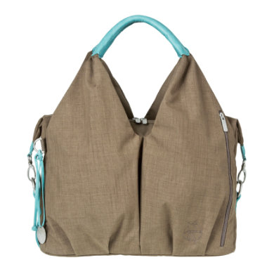 Lässig  Green Label Neckline Bag Taupe - béžová