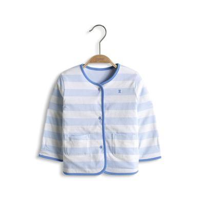 Esprit Boys Baby Wendejacke daylight blue blau Jungen