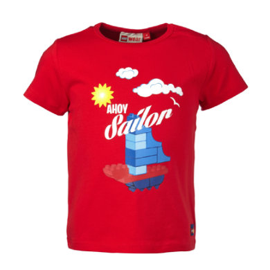 LEGO WEAR Duplo Boys tričko TOD 402 red