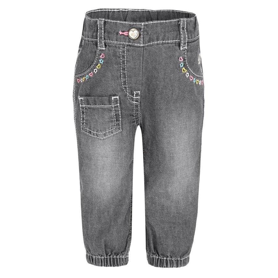 s.OLIVER Girls Mini Hose grey denim