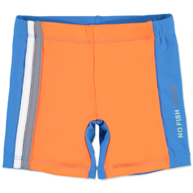 Image of anna & tom Boys UV Schutz Badeshorts blau, orange