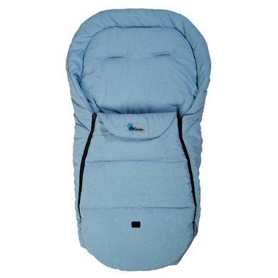 Altabebe Letní fusak Comfort Lifeline světle modrý - modrá