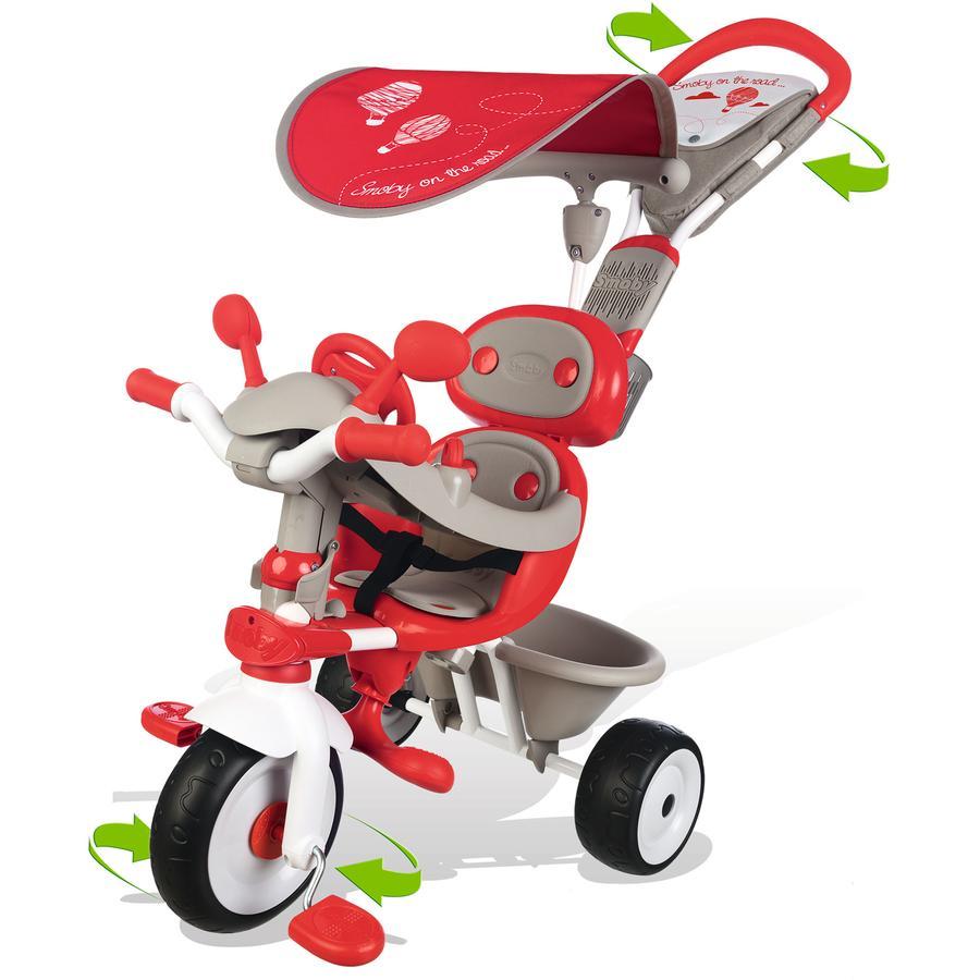 Smoby Dreirad Baby Driver Komfort 4 in 1