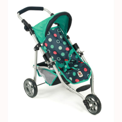 BAYER CHIC 2000 Kleine Jogging-Buggy LOLA 612-21