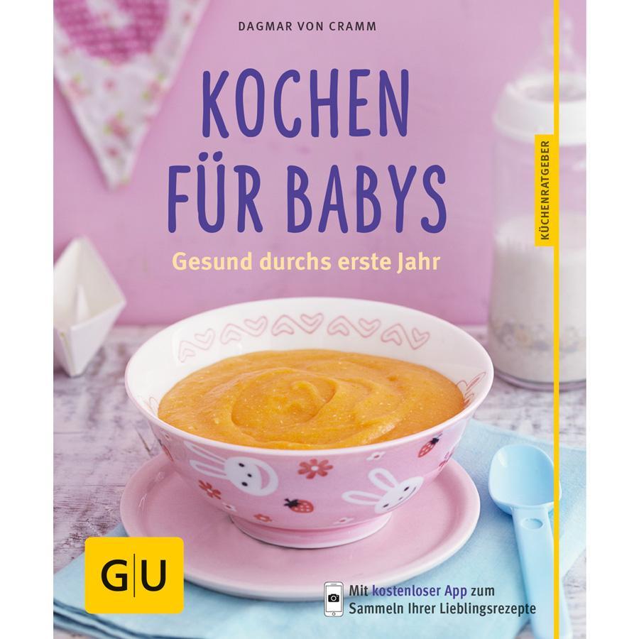 GU, Kochen für Babys