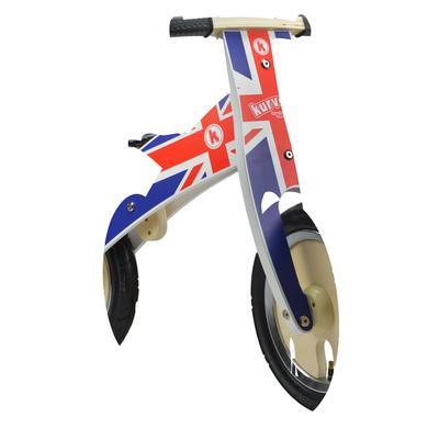 kiddimoto ® Premium Laufrad Union Jack BritPop