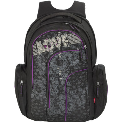 4YOU Flash BTS Rucksack Move, 494 47 Love is all