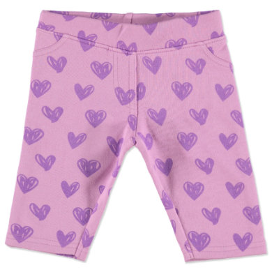 Max Collection Baby Hose HERZCHEN lila - Gr.74 ...