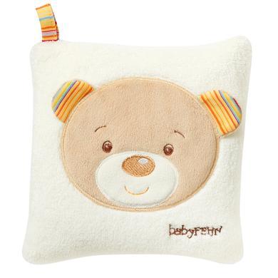 fehn ® Kirschkernkissen Teddy - Rainbow - beige