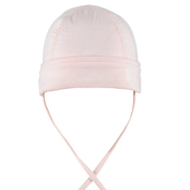 MARC O`POLO Girls Mini Čepice chalk pink - růžovápink - Gr.47 cm