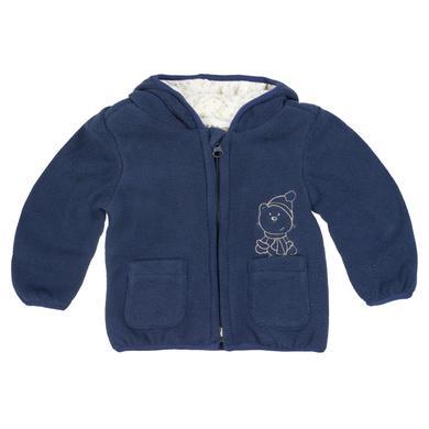 Kanz Baby Fleecejacke, marine blau Unisex