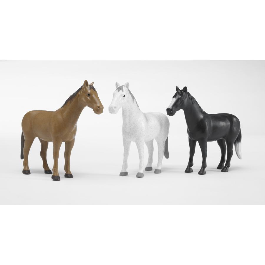 bruder® Pferd (3 Farben sortiert) 02306