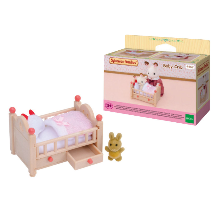 Sylvanian Families® Möbel-Sets - Baby Krippe