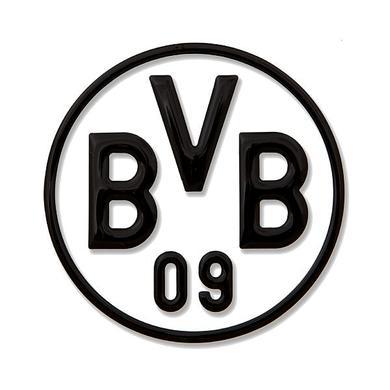 BVB Auto-Aufkleber, schwarz - Unisex