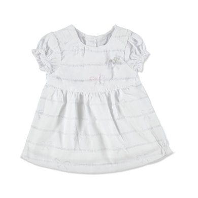 Kanz  Girls Mini Šaty bright white - bílá