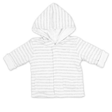 Babyjacken - FEETJE Baby Wendejacke Ringel grau - Onlineshop Babymarkt
