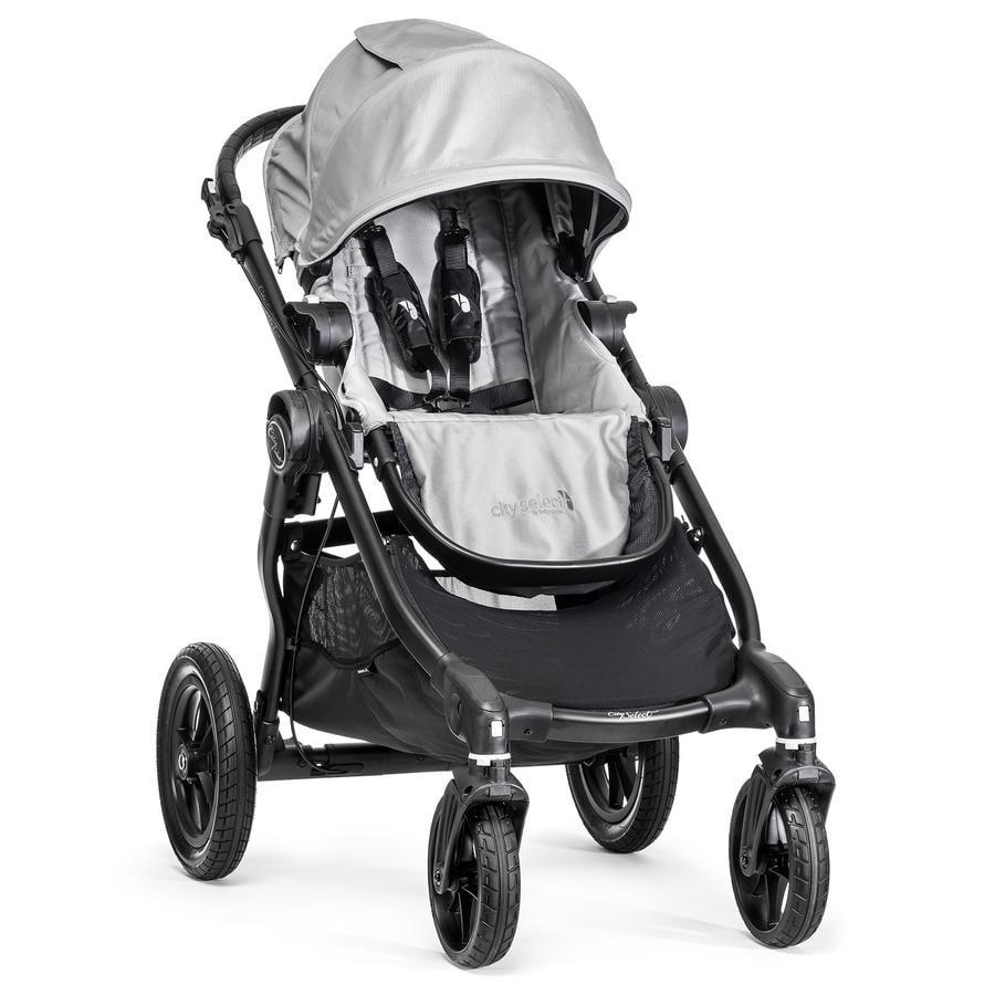 baby jogger Sportwagen city select® 4 Rad silver