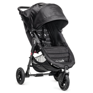 Baby Jogger Buggy City Mini GT black-black