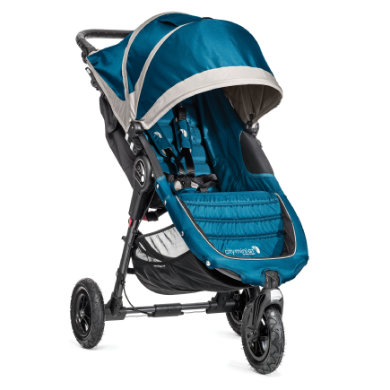Baby Jogger Buggy City Mini GT teal-gray