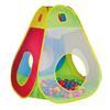 knorr® toys Spielzelt Brody inkl. 100 Spielbällen, bunt