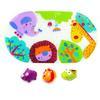 knorr® toys escabbo® Bademattenset Jungle