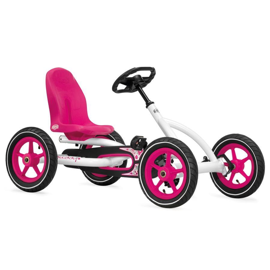 BERG Toys Pedal Go Kart Buddy White