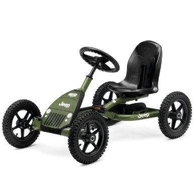 Bergtoys  Jeep Junior