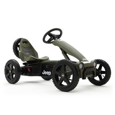 BERG Pedal Go Kart Jeep® Adventure