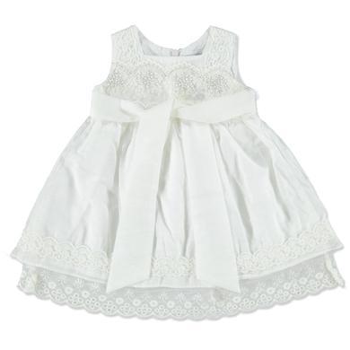 Eisend  Girls Mini Taufkleid ecru - beige - Mädchen