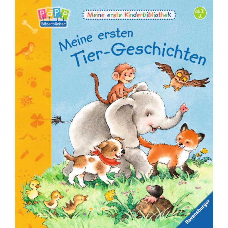 RAVENSBURGER Bilderbuch - Meine ersten Tier-Geschichten
