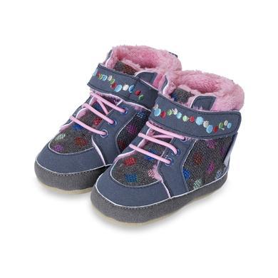 Sterntaler Baby Schuhe kiesel Unisex
