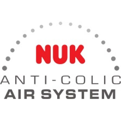 NUK  Trinksauger First Choice PLUS Silikon Gr. 1 Tee