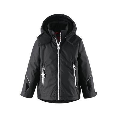Miniboyjacken - Reima Boys Winterjacke Kiddo Junnu black – schwarz – Gr.Kindermode (2 – 6 Jahre) – Jungen - Onlineshop Babymarkt