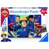 Ravensburger Puzzle 2x24 Sam hilft dir in der Not